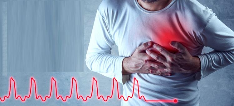 Может ли быть сильное сердцебиение при остеохондрозе
