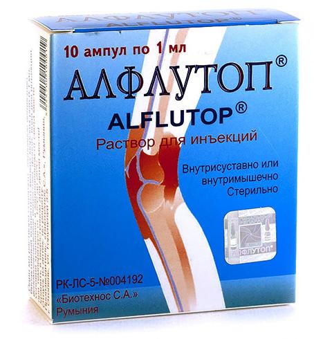 Упаковка препарата