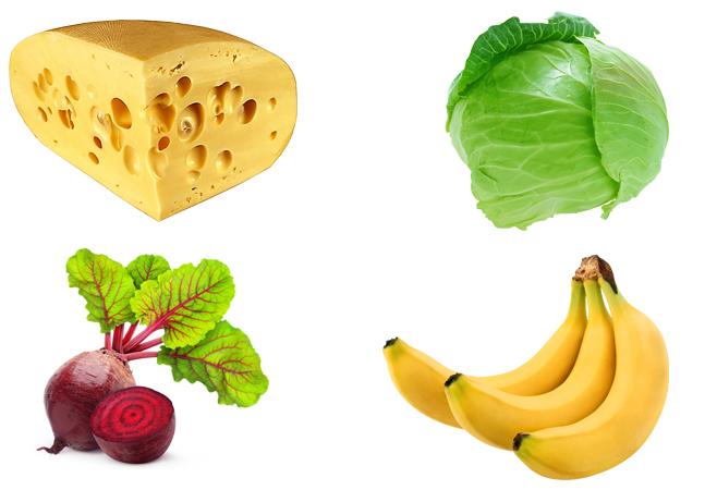 Продукты для поддержания кальциевого баланса