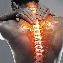 Болит спина в области позвоночника между лопатками: причины и лечение