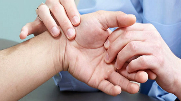 Диагностика кисти руки