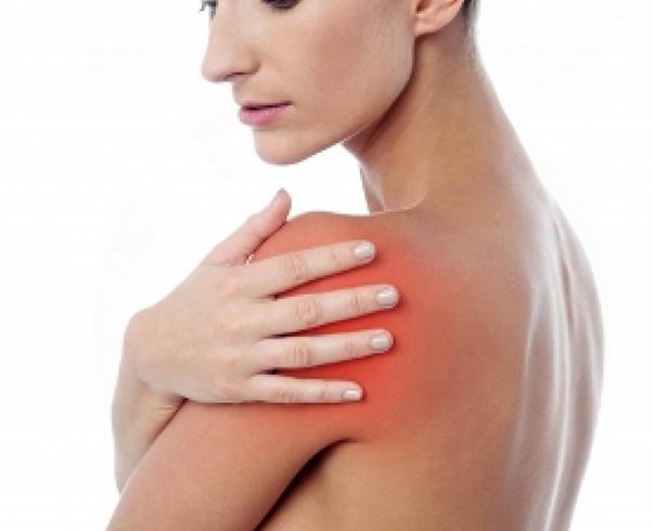 Дискомфорт в плече