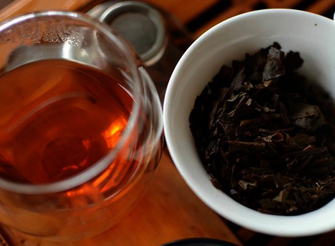 Чай из кленового листа