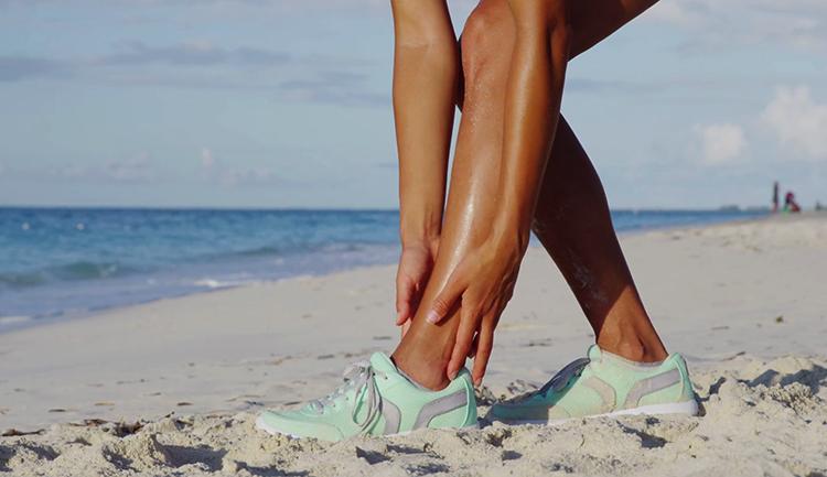 Подворот ноги