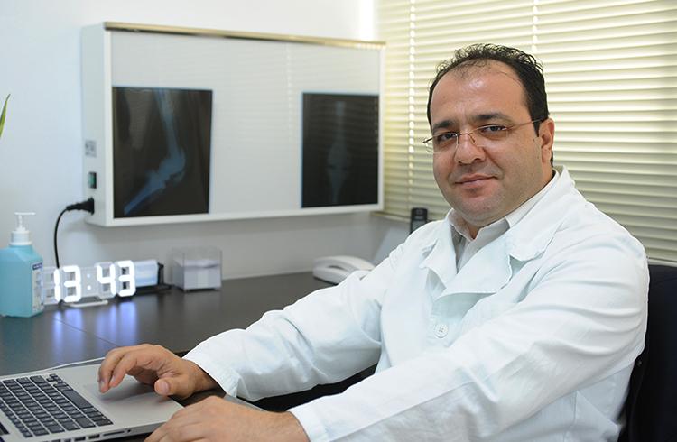 Профессиональный ортопед-травмотолог