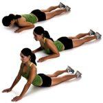 Упражнения для спины при грыжах позвоночника: польза и описание