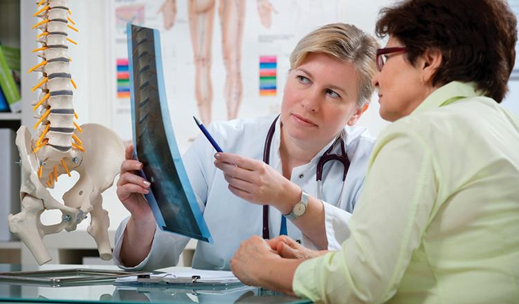 У врача ревматолога