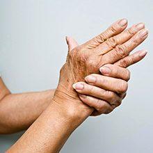 Артроз лучезапястного сустава: степени, симптомы и лечение