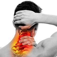 Защемление нерва в шейном отделе — причины, симптомы и лечение