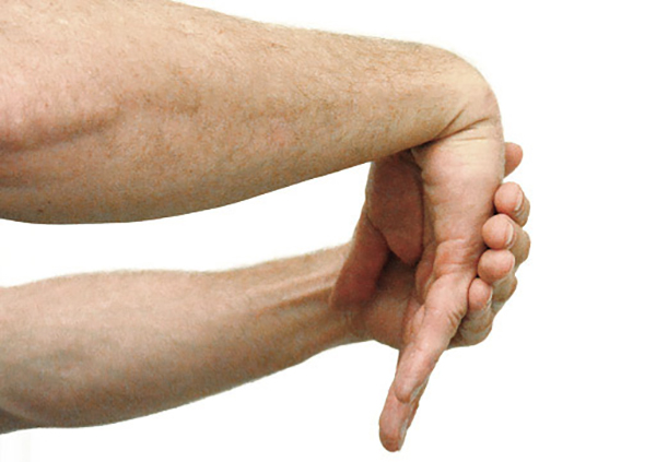 Боль в суставе кисти руки