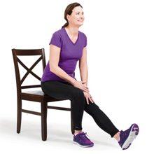 Лечебная физкультура и гимнастика при артрозе коленного сустава