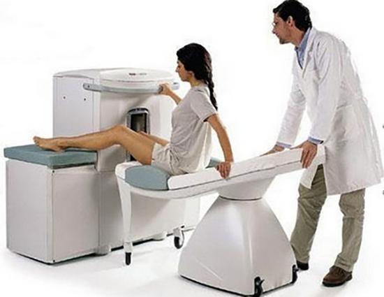 Как проводится рентгенография колена