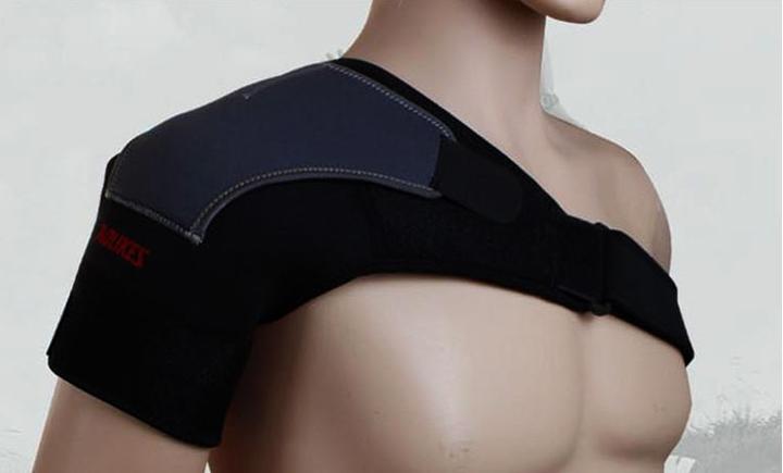 Как выглядит бандаж на плечо