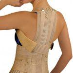 Ортопедический корсет для позвоночника (спины): как выбрать и правильно пользоваться