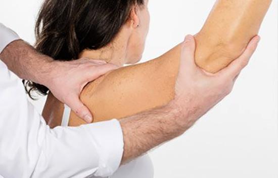 Лечебная физкультура плечевого сустава
