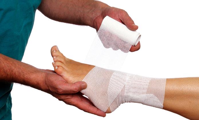 Обработка травмы