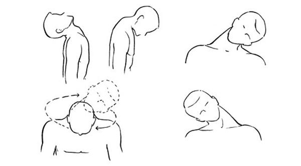 Разминка и гимнастика для шеи