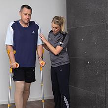 Реабилитация и упражнения после эндопротезирования тазобедренного сустава