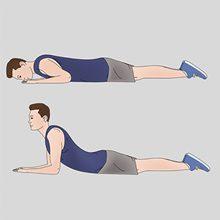 ЛФК и упражнения при грыже поясничного отдела позвоночника