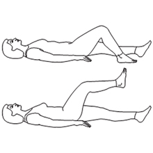 Гимнастика и ЛФК при артрозе тазобедренного сустава