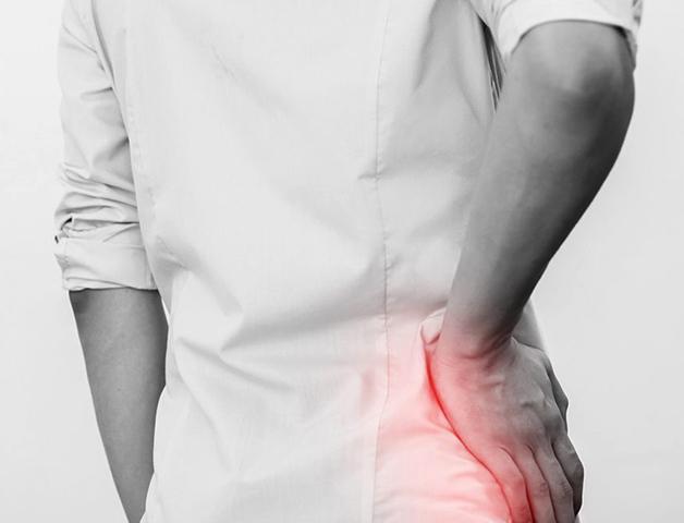 Симптом перелома