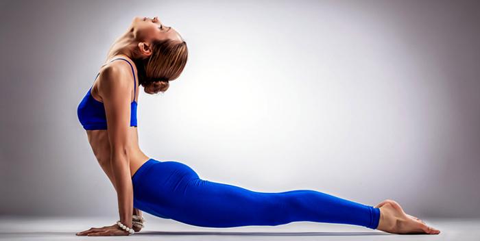 Прогибание спины