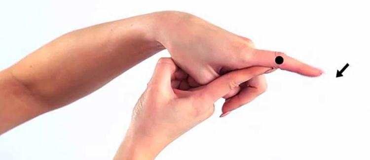 Упражнение для руки