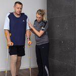 ЛФК и гимнастика после эндопротезирования тазобедренного сустава