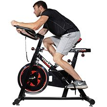 Велотренажер при артрозе коленного сустава: польза и применение