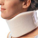 Ортопедический воротник для шеи при остеохондрозе: как выбрать и правильно носить