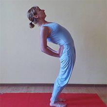 Йога для грудного отдела позвоночника: польза и правильное выполнение