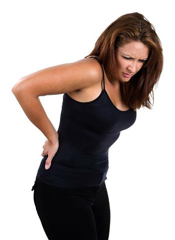 Боль в тазу у женщины