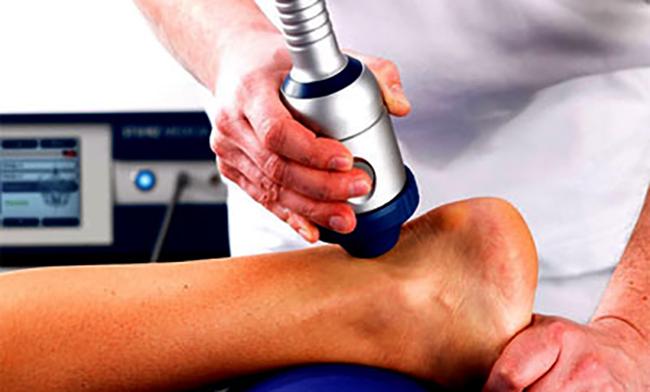 Физиотерапия голеностопа