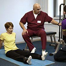 Упражнения для позвоночника по методу доктора Бубновского