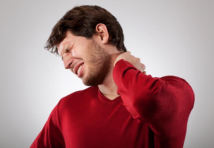 Боль в шеи