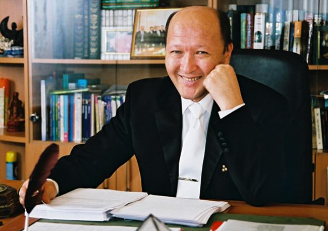 Мирзакарим Санакулович Норбеков