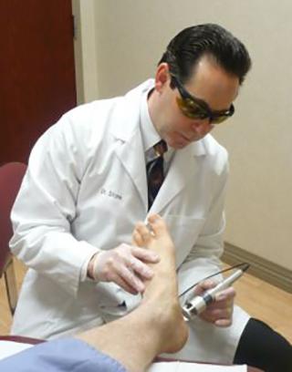 Процедура лечения