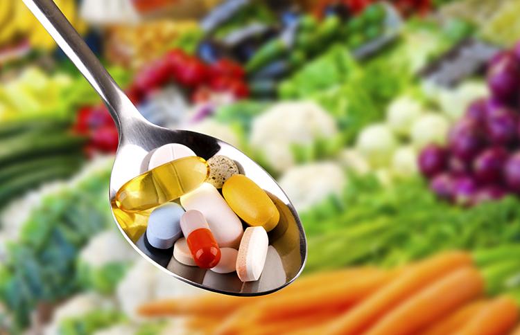Таблетки и витамины