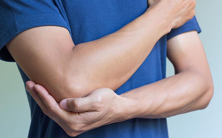 Симптомы тендинита