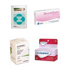 Эффективные препараты для лечения остеопороза: список и описание