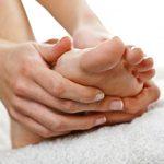 Отложение солей в стопе: симптомы и лечение