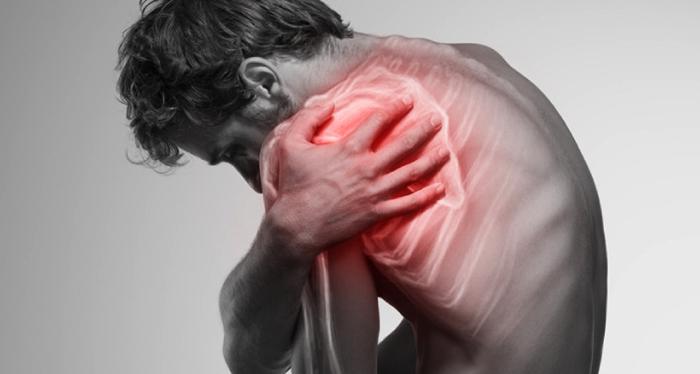 Боль при бурсите