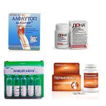 Как восстановить суставы и хрящевую ткань — препараты и народные средства