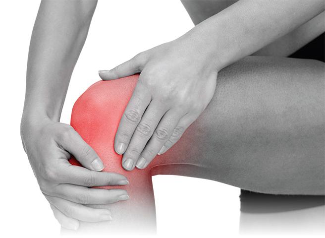 Сильная боль сбоку в колене