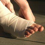 Эластичный бинт на голеностопный сустав — как бинтовать и что нужно знать