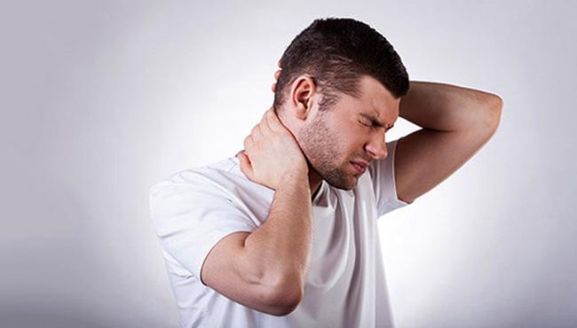 Резкая боль в шее