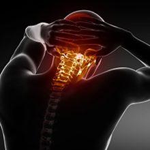 Боль в шее, отдающая в голову: возможные причины, симптомы и лечение